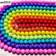 Czech-Opaque-Coated-Glass-Pearl-Round-Beads-16-4mm-6mm-8mm-10mm-12mm-14mm-16mm-370701140474-4