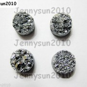 Druzy-Quartz-Agate-Side-Drilled-Flat-Back-Connector-Cabochon-Round-Beads-10mm-261157506509-deb8