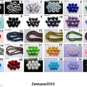 Freeshipping-100Pcs-Top-Quality-Czech-Crystal-Faceted-Rondelle-Beads-4x-6mm-Pick-260880066211