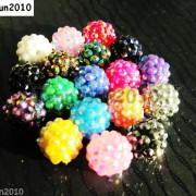 Freeshipping-20pcs-Sparkling-AB-Resin-Rhinestones-Round-Ball-Spacer-Beads-Pick-251016742701-2