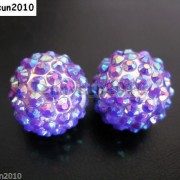 Freeshipping-20pcs-Sparkling-AB-Resin-Rhinestones-Round-Ball-Spacer-Beads-Pick-251016742701-4dc9