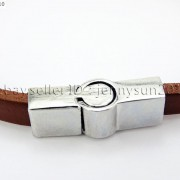 GOD-BLESS-Cross-Antique-Bronze-Leather-Wristband-Magnetic-Cuff-Bangle-Bracelet-262024487664-7