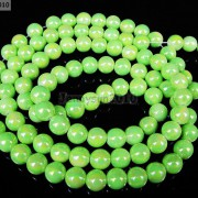 Glass-Pearl-Round-Beads-Color-With-AB-Finish-4mm-6mm-8mm-10mm-White-Black-Red-370892333462-1482