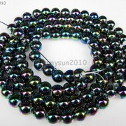 Glass-Pearl-Round-Beads-Color-With-AB-Finish-4mm-6mm-8mm-10mm-White-Black-Red-370892333462-467f