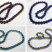 Glass-Pearl-Round-Beads-Color-With-AB-Finish-4mm-6mm-8mm-10mm-White-Black-Red-370892333462-5