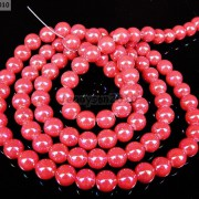 Glass-Pearl-Round-Beads-Color-With-AB-Finish-4mm-6mm-8mm-10mm-White-Black-Red-370892333462-57a3