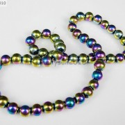 Glass-Pearl-Round-Beads-Color-With-AB-Finish-4mm-6mm-8mm-10mm-White-Black-Red-370892333462-b5fc
