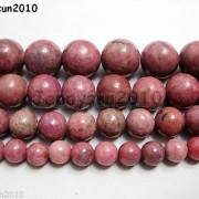 Grade-A-Natural-Rhodochrosite-Gemstone-Round-Beads-155-6mm-8mm-10mm-12mm-261065632518