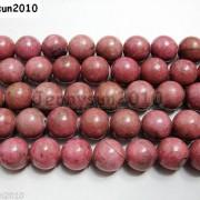 Grade-A-Natural-Rhodochrosite-Gemstone-Round-Beads-155-6mm-8mm-10mm-12mm-261065632518-4b9d