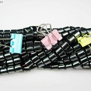 Grade-AAA-Healing-Natural-MAGNETIC-Hematite-Gemstone-Drum-Beads-16-3mm-4mm-6mm-370915149486