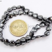 Grade-AAA-Healing-Natural-MAGNETIC-Hematite-Gemstone-Heart-Beads-16039039-6mm-8mm-281230526538-0a1e