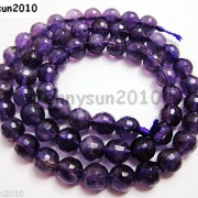 Grade-AAA-Natural-Amethyst-Gemstone-Faceted-Round-Beads-16-2mm-4mm-6mm-8mm-261065657157-2