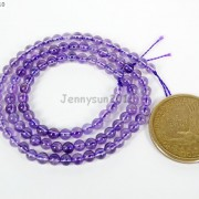 Grade-AAA-Natural-Lavender-Amethyst-Gemstone-Round-Beads-155039039-4mm-6mm-8mm-10mm-261692474449-67e8