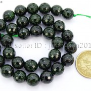 Green-Sand-Stone-Gemstone-Faceted-Round-Ball-Loose-Beads-15039039-6mm-8mm-10mm-12mm-281182403324-57ba