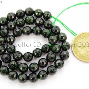 Green-Sand-Stone-Gemstone-Faceted-Round-Ball-Loose-Beads-15039039-6mm-8mm-10mm-12mm-281182403324-a524