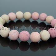 Handmade-10mm-Matte-Frosted-Natural-Gemstones-Round-Beads-Stretchy-Bracelet-371748654789-4518
