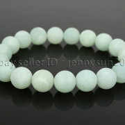 Handmade-10mm-Matte-Frosted-Natural-Gemstones-Round-Beads-Stretchy-Bracelet-371748654789-4f9a