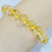 Handmade-10mm-Natural-Gemstone-Round-Beads-Stretchy-Bracelet-Healing-Reiki-261516825719-16e7