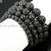 Handmade-10mm-Natural-Gemstone-Round-Beads-Stretchy-Bracelet-Healing-Reiki-261516825719-516b