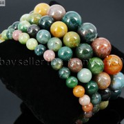 Handmade-10mm-Natural-Gemstone-Round-Beads-Stretchy-Bracelet-Healing-Reiki-261516825719-6cb6