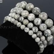 Handmade-10mm-Natural-Gemstone-Round-Beads-Stretchy-Bracelet-Healing-Reiki-261516825719-90b3