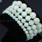 Handmade-10mm-Natural-Gemstone-Round-Beads-Stretchy-Bracelet-Healing-Reiki-261516825719-be9a