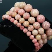 Handmade-10mm-Natural-Gemstone-Round-Beads-Stretchy-Bracelet-Healing-Reiki-261516825719-d399