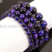 Handmade-10mm-Natural-Gemstone-Round-Beads-Stretchy-Bracelet-Healing-Reiki-261516825719-d471