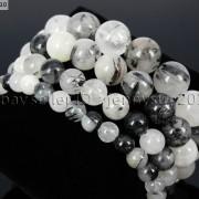 Handmade-10mm-Natural-Gemstone-Round-Beads-Stretchy-Bracelet-Healing-Reiki-261516825719-e760