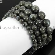 Handmade-10mm-Natural-Gemstone-Round-Beads-Stretchy-Bracelet-Healing-Reiki-261516825719-e945