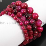 Handmade-10mm-Natural-Gemstone-Round-Beads-Stretchy-Bracelet-Healing-Reiki-261516825719-ee7e