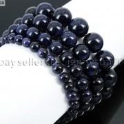 Handmade-10mm-Natural-Gemstone-Round-Beads-Stretchy-Bracelet-Healing-Reiki-261516825719-f265