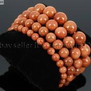 Handmade-10mm-Natural-Gemstone-Round-Beads-Stretchy-Bracelet-Healing-Reiki-261516825719-f618