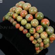 Handmade-6mm-Mixed-Natural-Gemstone-Round-Beads-Stretchy-Bracelet-Healing-Reiki-371094027840-3ba7