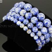 Handmade-6mm-Mixed-Natural-Gemstone-Round-Beads-Stretchy-Bracelet-Healing-Reiki-371094027840-a055