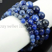 Handmade-8mm-Mixed-Natural-Gemstone-Round-Beads-Stretchy-Bracelet-Healing-Reiki-281374615131-232e