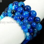 Handmade-8mm-Mixed-Natural-Gemstone-Round-Beads-Stretchy-Bracelet-Healing-Reiki-281374615131-286f