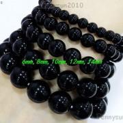 Handmade-8mm-Mixed-Natural-Gemstone-Round-Beads-Stretchy-Bracelet-Healing-Reiki-281374615131-3