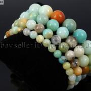 Handmade-8mm-Mixed-Natural-Gemstone-Round-Beads-Stretchy-Bracelet-Healing-Reiki-281374615131-4c3d