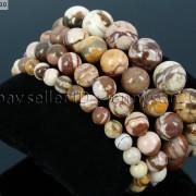 Handmade-8mm-Mixed-Natural-Gemstone-Round-Beads-Stretchy-Bracelet-Healing-Reiki-281374615131-94d0