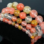 Handmade-8mm-Mixed-Natural-Gemstone-Round-Beads-Stretchy-Bracelet-Healing-Reiki-281374615131-9ddc