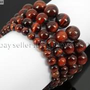 Handmade-8mm-Mixed-Natural-Gemstone-Round-Beads-Stretchy-Bracelet-Healing-Reiki-281374615131-eedc