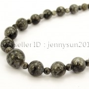 Handmade-Natural-Gemstone-Beads-412mm-Graduated-Adjustable-Necklace-Healing-282029478645-10bf