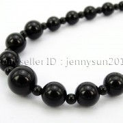 Handmade-Natural-Gemstone-Beads-412mm-Graduated-Adjustable-Necklace-Healing-282029478645-1464