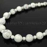 Handmade-Natural-Gemstone-Beads-412mm-Graduated-Adjustable-Necklace-Healing-282029478645-2d46
