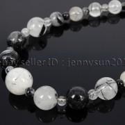 Handmade-Natural-Gemstone-Beads-412mm-Graduated-Adjustable-Necklace-Healing-282029478645-38c4