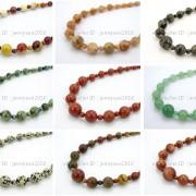 Handmade-Natural-Gemstone-Beads-412mm-Graduated-Adjustable-Necklace-Healing-282029478645-4