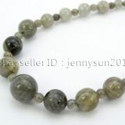 Handmade-Natural-Gemstone-Beads-412mm-Graduated-Adjustable-Necklace-Healing-282029478645-4c6c