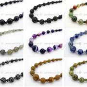 Handmade-Natural-Gemstone-Beads-412mm-Graduated-Adjustable-Necklace-Healing-282029478645-5