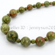 Handmade-Natural-Gemstone-Beads-412mm-Graduated-Adjustable-Necklace-Healing-282029478645-5d81